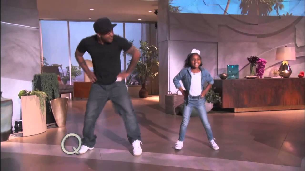 daddy daughter dance off the queen latifah show youtube