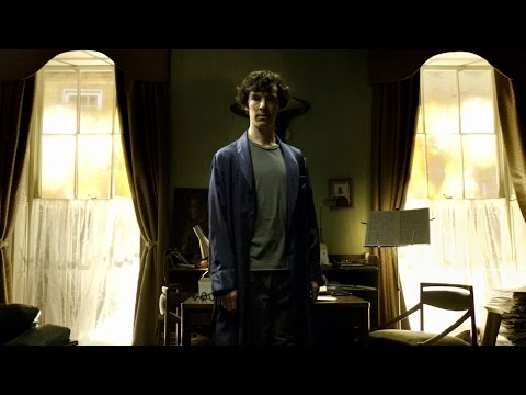 Sherlock is BORED! | The Great Game | Sherlock | BBC