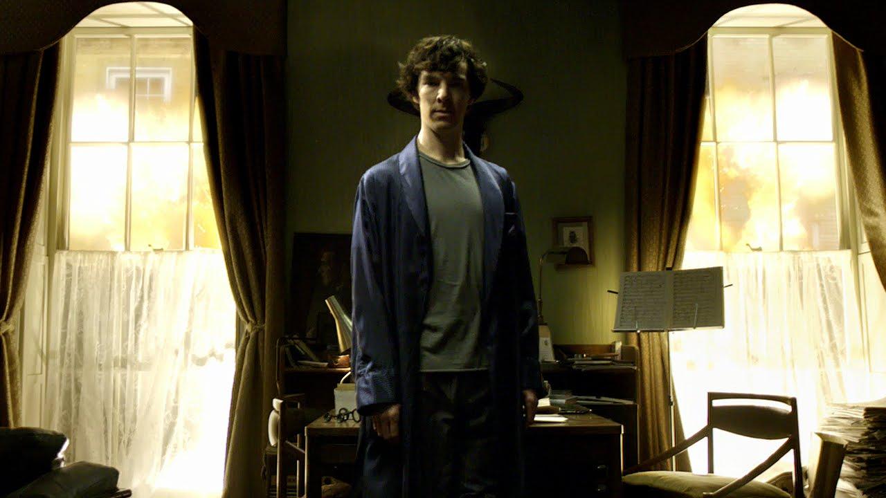 Sherlock Schauspieler