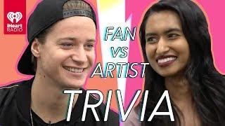 Kygo Challenges Super Fan In Trivia Battle   Fan Vs. Artist Trivia