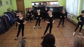 Школа искусств им.Дунаевского (25-26 декабря) - 1 класс, открытый урок