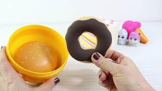 Suquishi Oyuncakları İle oyun Oynuyoruz Renkli Sürpriz Yumurta Açıyoruz
