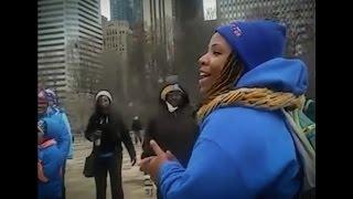 Street Cam: New GirlTrek Organizer Keinika Inspires Chicago Walkers