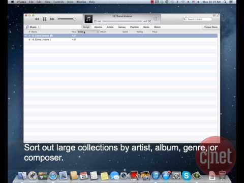 Apple iTunes - Manage your media library on Mac, iPhone, or iPod - Download Video Previews