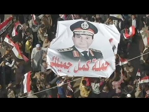 Hero or villain - Egypt's army chief gets green light to contest the presidency
