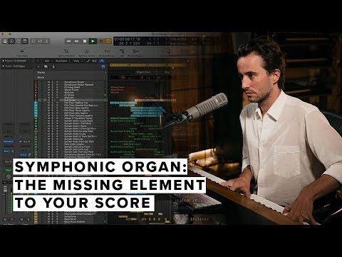 Symphonic Organ: The Missing Element To Your Score