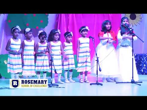 Rosemary School of Excellence - Annual Day 2019-2020