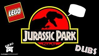 If Dinosaurs in LEGO Jurassic Park Could Talk