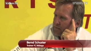 Bernd Schuster  BVB als Vorbild