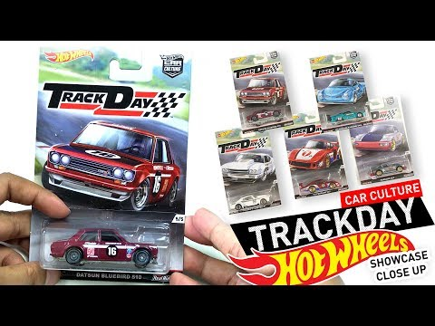 Hot Wheels Car Culture Series Track Day