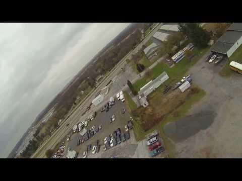 Interstate 83 Diner in York Pennsylvania Flyover