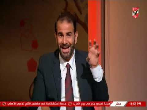 """عدلى القيعى يفتح النار على محامى محمد صلاح """" انت اللى حتوديه فى داهيه """""""