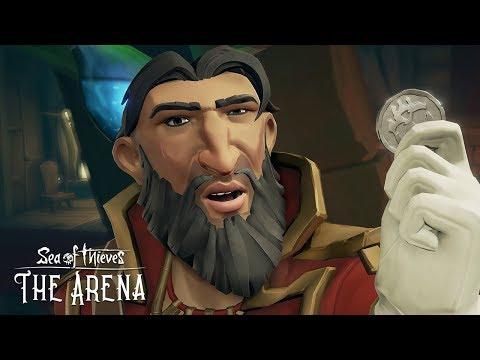 За просмотр сражений на арене в Mixer можно получить набор предметов Sea of Thieves