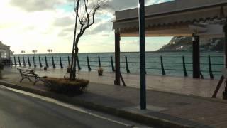 Puerto de Andratx (Video - 2 /Windy Day), Mallorca, Spain