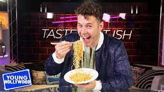 Nolan Gould Guesses What's More $ on Taste That Ish