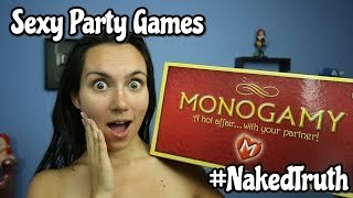 SEXY PARTY GAMES - Naked Truth
