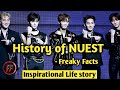 Story Of NUEST In Tamil | English Subtitles Available |  FREAKY FACTS | K-POP