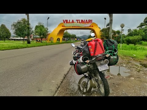 Viaje Sucre - Cochabamba - Villa Tunari | Honda XR150L