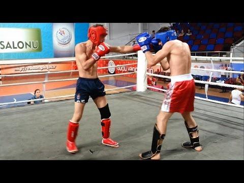 Ali Kalmuk | Trabzon Kick Boks (Kırmızı Köşe) [HD]