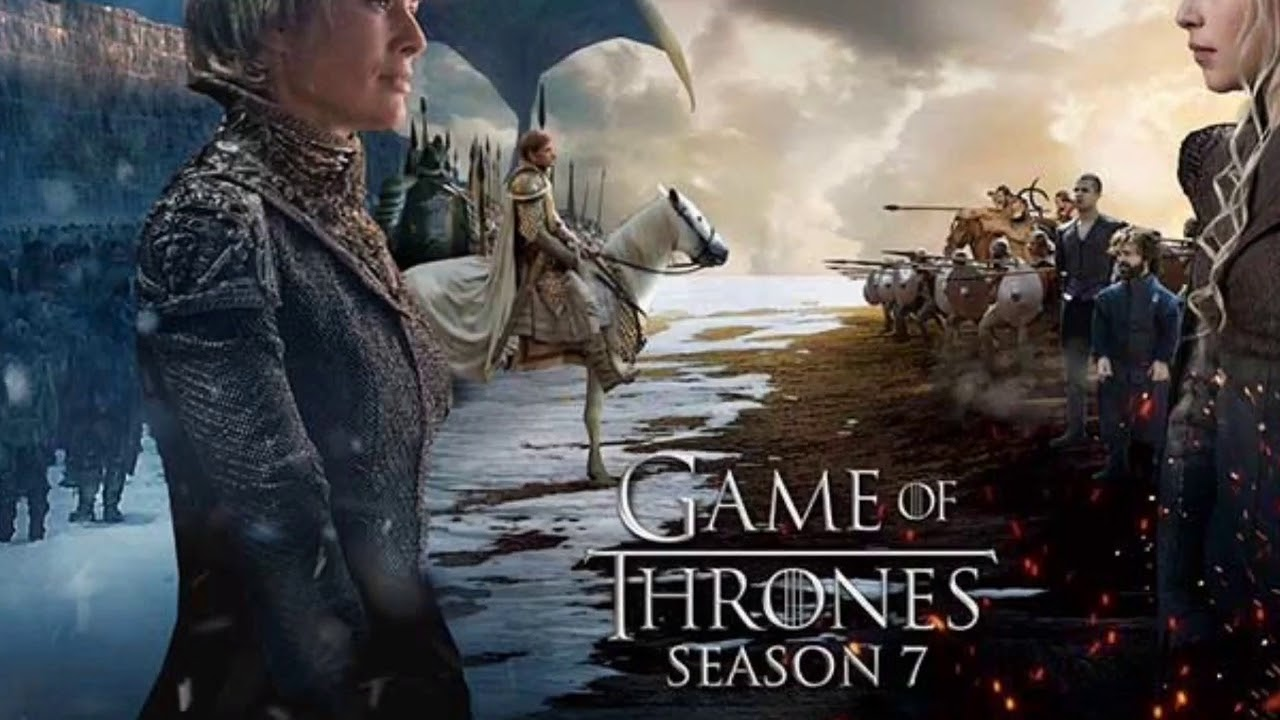 Games Of Thrones Temporada 7