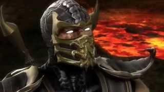 Mortal Kombat 9 vs X Клип