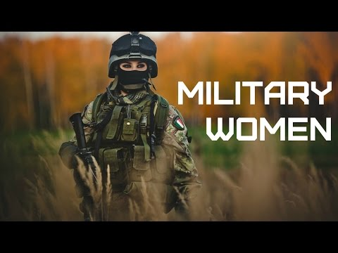 Military women • Female soldiers