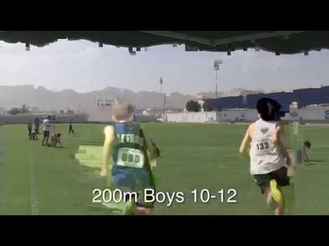 200 Meter Run - Prelims