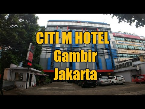 Citi M Hotel Gambir Jakarta | Room Tour and Impressions | Hotels in Jakarta