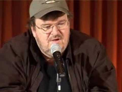 Michael Moore on copyright law