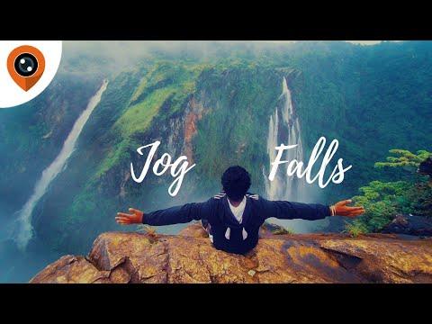 Jog Falls, Shimoga | Highest Waterfall in South India | Karnataka Travel Vlog