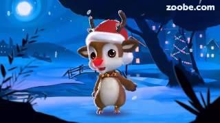 Zoobe Rudolph hat den betrunkenen Weihnachtsmann gesehen :(