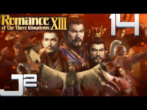Romance Of The Three Kingdoms 13 Gameplay - Nations Rise And Fall Asunder - Part 14