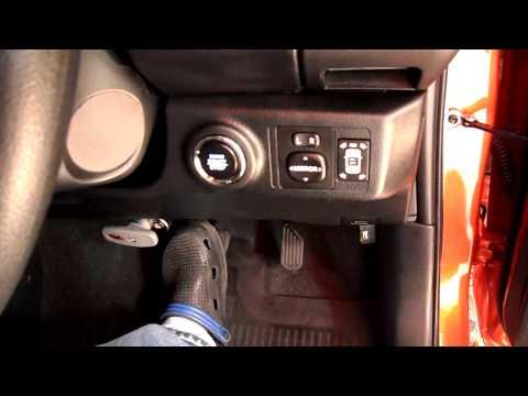 Toyota NEW Yaris 2014 Push start & Smartkey / Remote start