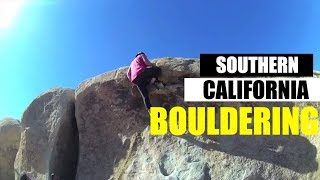 2014 Bouldering Recap: Black Mountain, Rubidoux, Tramway, Joshua Tree, Stoney Point