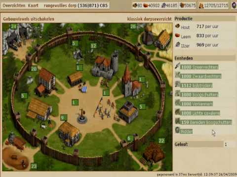 Tribal Wars Account Points With Many Troops YouTube - Tribal wars map us