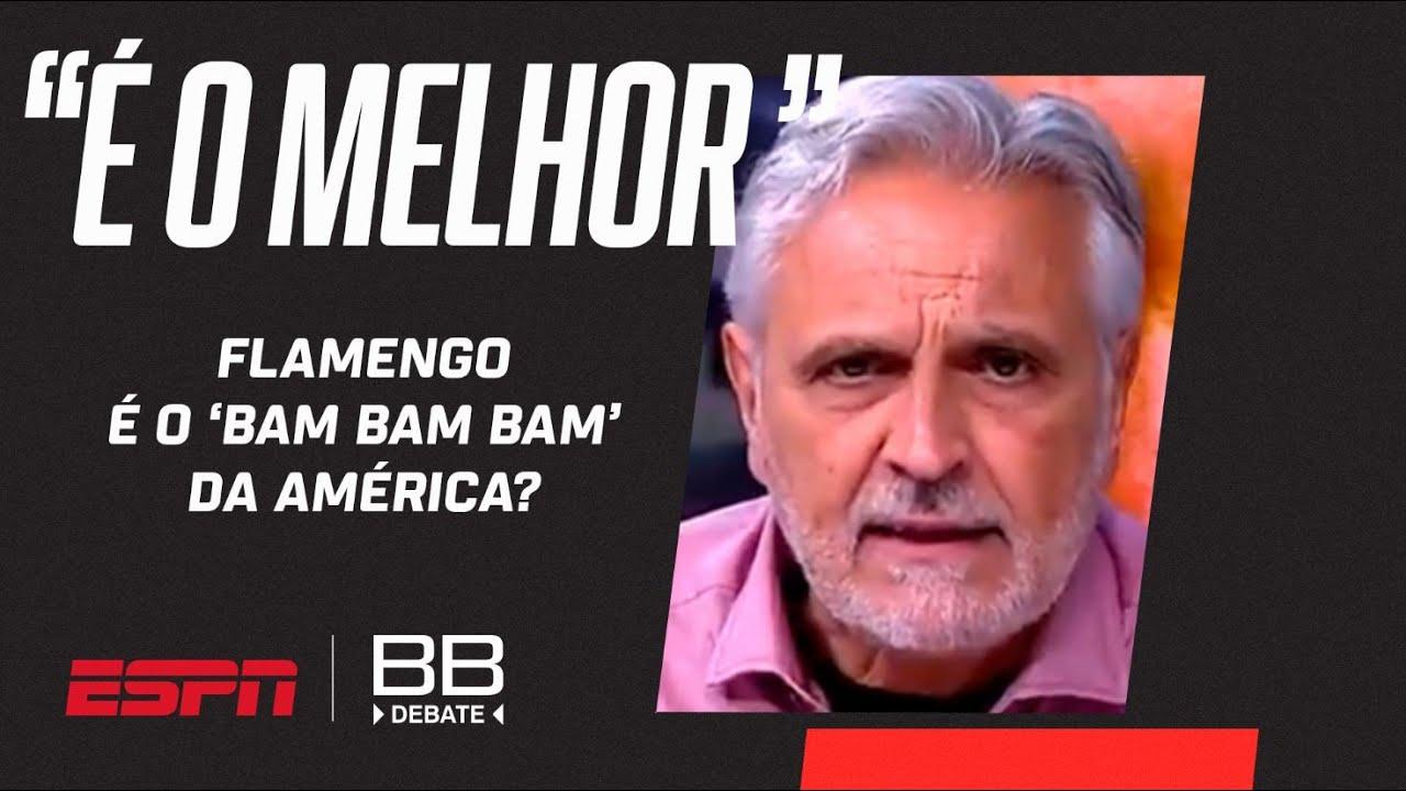 """""""FLAMENGO É O MELHOR TIME DA AMÉRICA""""   Fla x Barcelona e """"1º tempo de dar medo aos adversários"""""""