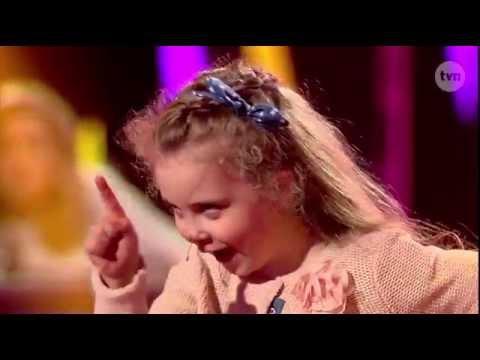 Ta dziewczynka powala na kolana - Mali Giganci [TVN]
