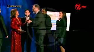 """""""Premiación del Latin Grammy"""" para Marcos Witt por """"25 años conmemorativo"""""""