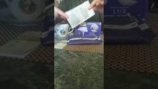 Очищающий чай LUX