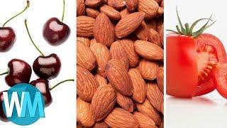 Top 10 veszélyes étel, ami meg is ölhet