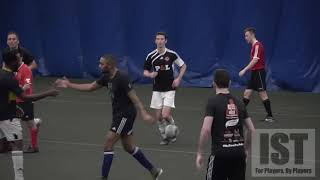 CONCRETE TACKLES, SLICK SKILLS, TOP SHELF VOLLEY & NON-STOP ACTION IN THIS TPL GAME!!!