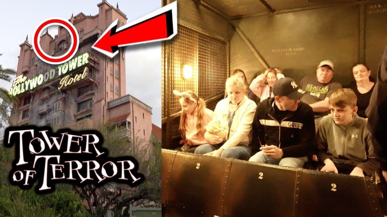 [4K] Tower of Terror Full Ride POV (Queue Tour & Pre Show) Walt Disney World Hollywood Studios