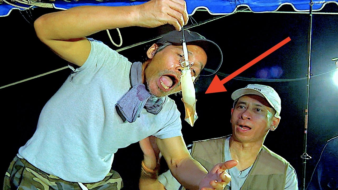 How To Make and Eat The Sashimi that You Must Try Before You Die!!