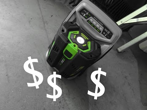 Cost to Run an Electric Mower