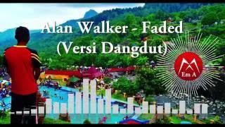 Gambar cover Alan Walker - Faded Versi Dangdut