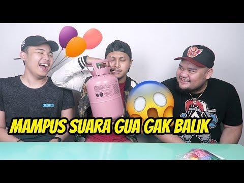 HELIUM BEATBOX CHALLENGE INDONESIA W/ BANG MPIN, RENDY ANDIFA | AA UTAP