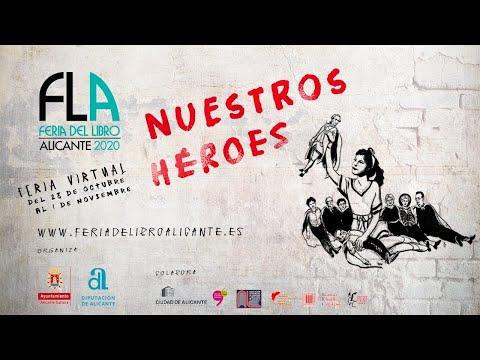 """""""Maicromachismos – Piedra, papel o gasolinera"""" en la Feria del Libro de Alicante 2020"""