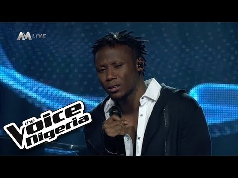 """Download Syemca - """"Dancing on my own""""/Live Show/ The Voice Nigeria/ Season 2"""