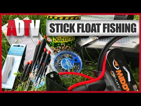 Learn To Stick Float Fish