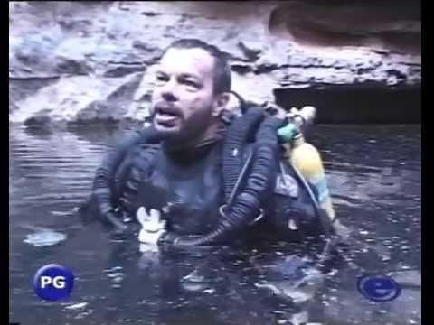scuba, cave diving ''The Big Black''   The last dive of David Shaw 21 43, XviD format